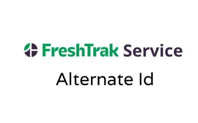 What is Alternate ID?